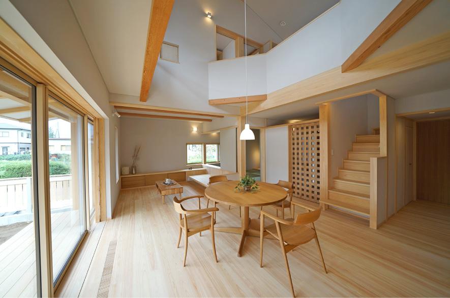 境モデルハウス